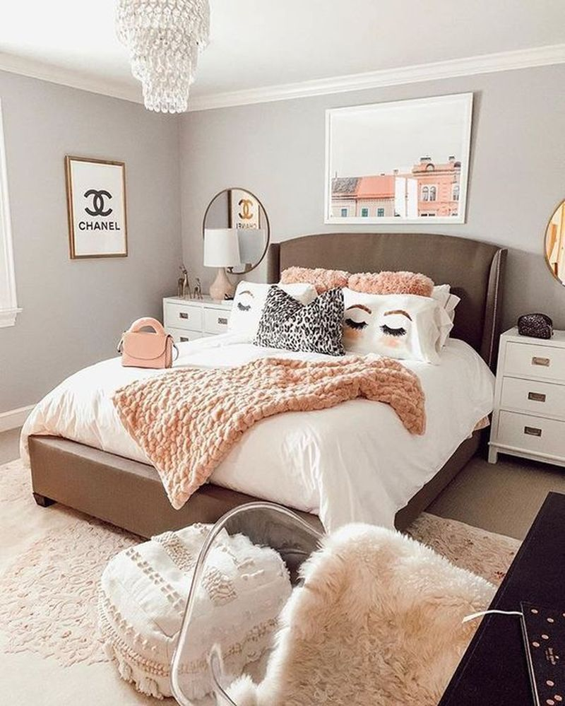 Bedroomdesign Ideas: 35 Stunning Bedroom Decor Ideas That Are Fun And Cute For